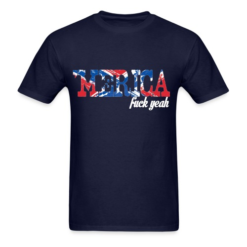 Merica... - Men's T-Shirt