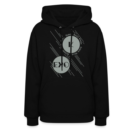 Two Moons-EXO - Women's Hoodie