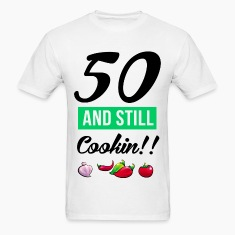 50 and still cooking