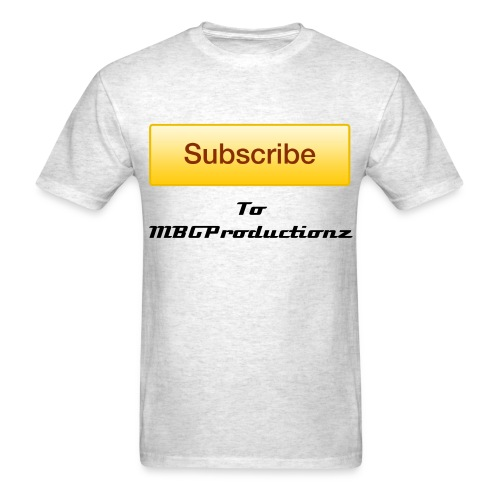 Subscribe #1 - Men's T-Shirt