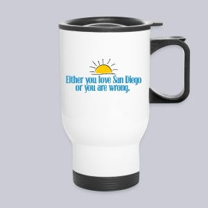 SD or Wrong - Travel Mug