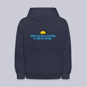 SD or Wrong - Kids' Hoodie