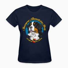 bernese_mountain_dog Women's T-Shirts
