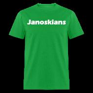 T-Shirts ~ Men's T-Shirt ~ JANOSKIANS