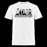 T-Shirts ~ Men's T-Shirt ~ JANOSKIANS BAND LOGO