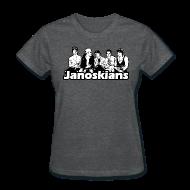 Women's T-Shirts ~ Women's T-Shirt ~ JANOSKIANS BAND LOGO