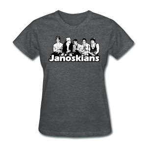 JANOSKIANS BAND LOGO - Women's T-Shirt