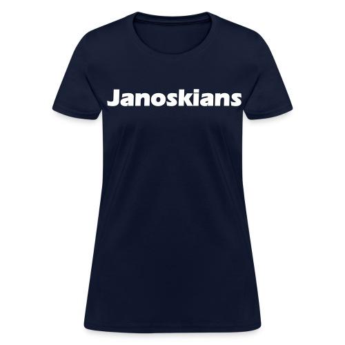 JANOSKIANS - Women's T-Shirt