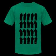 T-Shirts ~ Men's T-Shirt by American Apparel ~ Smoke Smoke