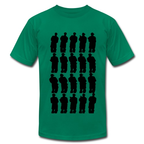 Smoke Smoke - Men's Fine Jersey T-Shirt