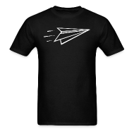 T-Shirts ~ Men's T-Shirt ~ Paper Airplane