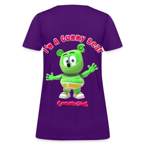 Gummy Bear Fans Unite - Women's T-Shirt