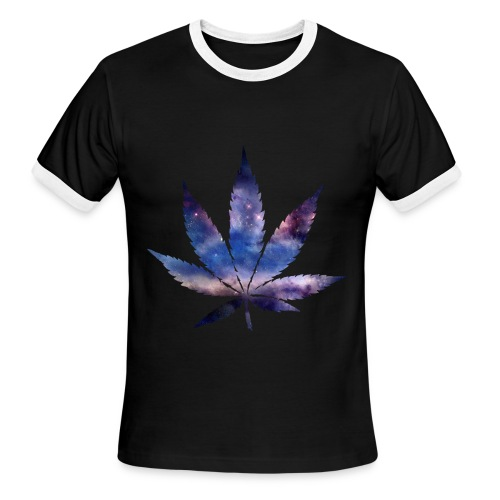 Stars - Men's Ringer T-Shirt