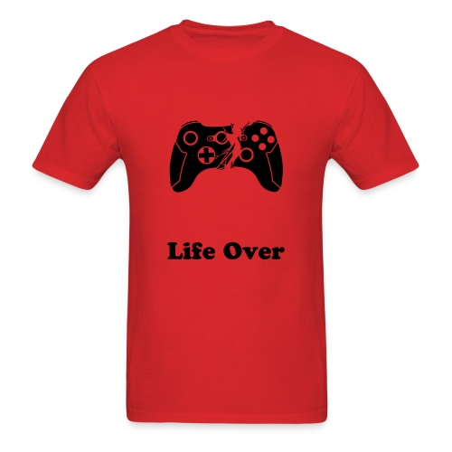 Life Over - Men's T-Shirt