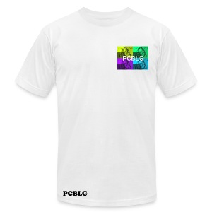 PCB Logo T-shirt - Men's T-Shirt by American Apparel