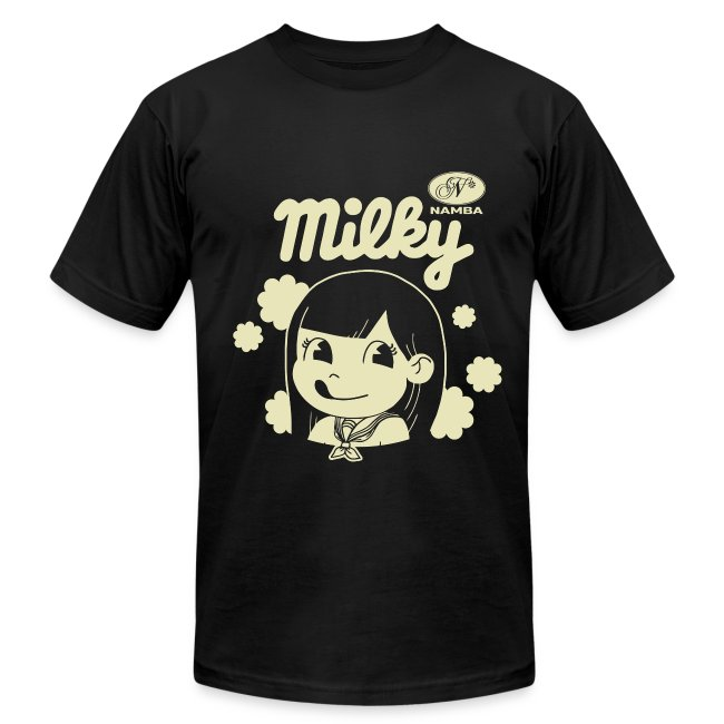 Milky Candy Black