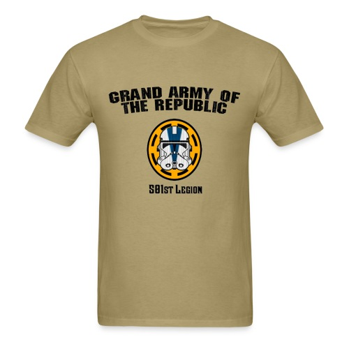 Star Wars 501st Legion Tee - Men's T-Shirt