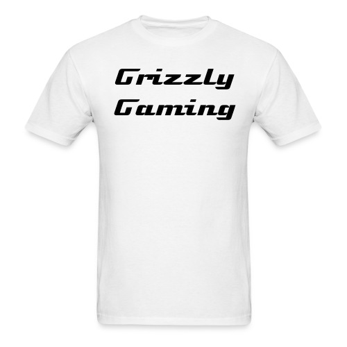 Grizzly Gaming - Men's T-Shirt