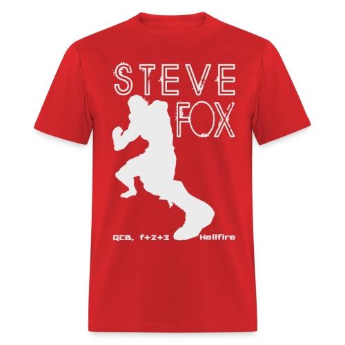 Steve Fox - HellFire dark - Men's T-Shirt