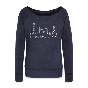 I Still Call It Home - Women's Wideneck Sweatshirt
