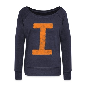 I is for Illinois - Women's Wideneck Sweatshirt