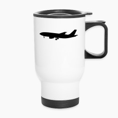 airplane Bottles & Mugs