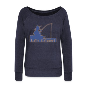 Lake Calumet - Women's Wideneck Sweatshirt