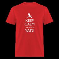 T-Shirts ~ Men's T-Shirt ~ Keep Calm We've Got Yadi