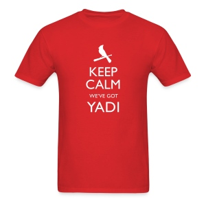 Keep Calm We've Got Yadi  - Men's T-Shirt