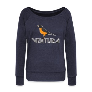 Southside Robin - Women's Wideneck Sweatshirt