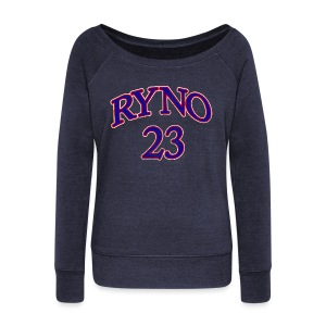 RYNO 23 - Women's Wideneck Sweatshirt