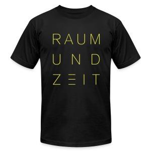 Raum und Zeit Official Album Shirt - Men's Fine Jersey T-Shirt