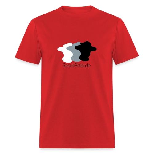 T-shirt homme SCOUTATTITUDE - Men's T-Shirt