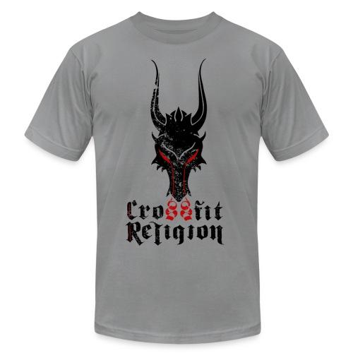 Men tee black fb - Men's Fine Jersey T-Shirt