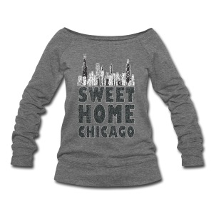 Sweet Home - Women's Wideneck Sweatshirt