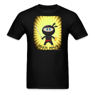 T-Shirts ~ Men's T-Shirt ~ Beer Ninja Men's T-Shirt