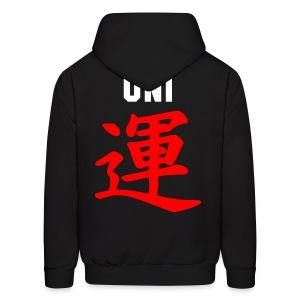 ONI (DEMON GOD) RED - HOODIE - Men's Hoodie