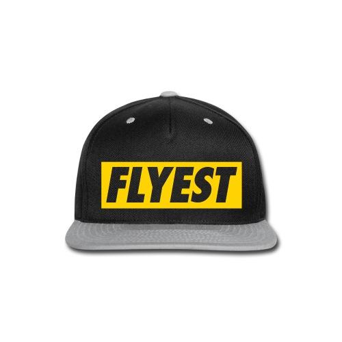 Flyest Snapback - Snap-back Baseball Cap