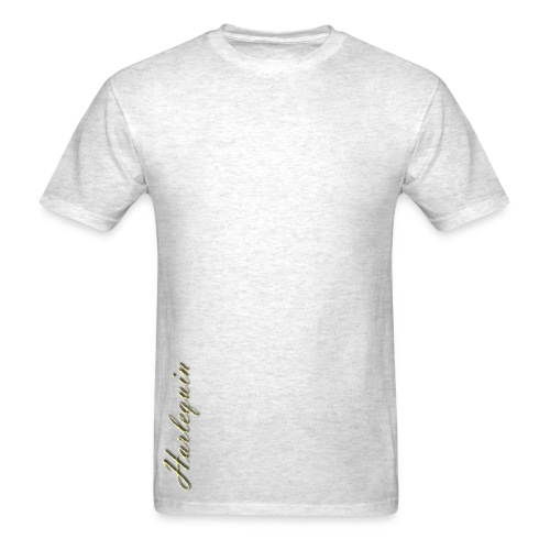 Vertical Title T-Shirt - Men's T-Shirt