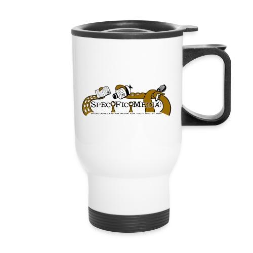 SpecFicMedia.com coffee mug - Travel Mug