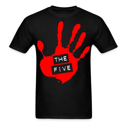 The Five standard - Men's T-Shirt