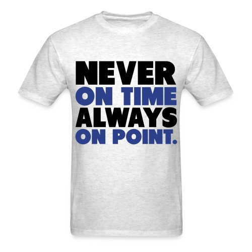 On Point T-Shirt - Men's T-Shirt