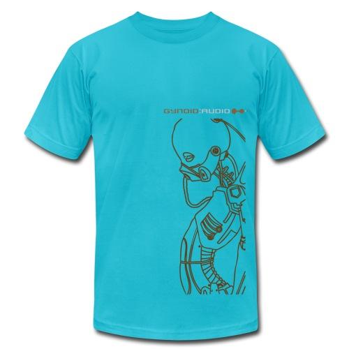 Gynoid Audio Alien - Men's  Jersey T-Shirt