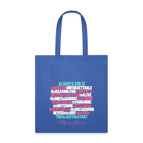 Tiffany Alvord Fan Bag - Tote Bag