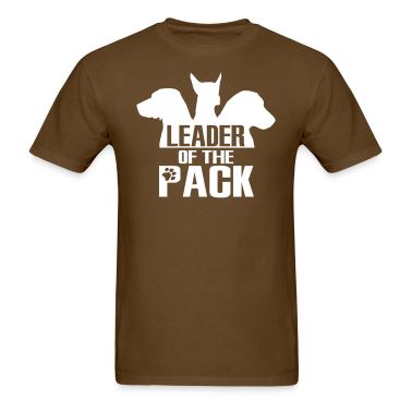 Leader of the pack T-Shirts