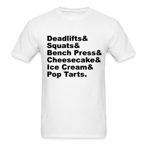 Men's T-Shirt - iifym t-shirts,iifym shirts,iifym clothes,iifym apparel,flexible dieting t-shirts