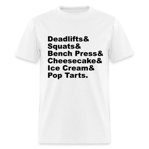 Men's T-Shirt - iifym t-shirts,iifym shirts,iifym clothes,iifym apparel,flexible dieting t-shirts