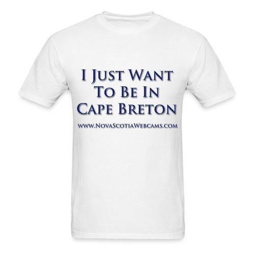 Men's T-Shirt (Cape Breton) - Men's T-Shirt