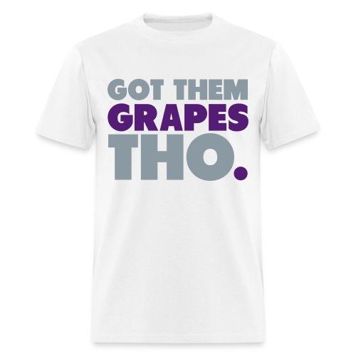 Grapes - Men's T-Shirt