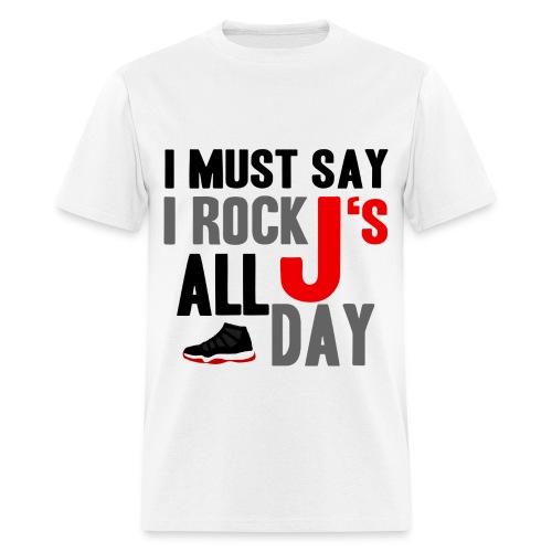 Rock J's - Men's T-Shirt